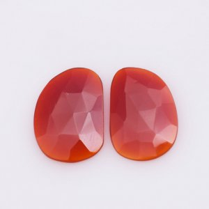 Natural CAROLINE gemstone octagan shape 19x25mm 19.95ct 28$