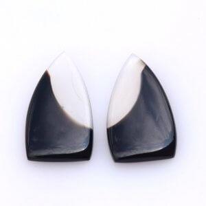 Black Onyx Gemstone Carvings-16