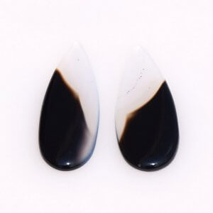 Black Onyx Gemstone Carvings-02