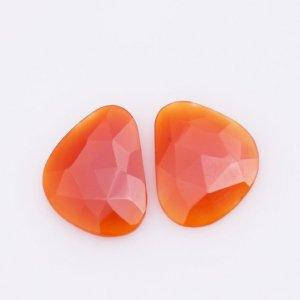 Natural CAROLINE gemstone octagan shape 20x26mm 20.45ct 22$